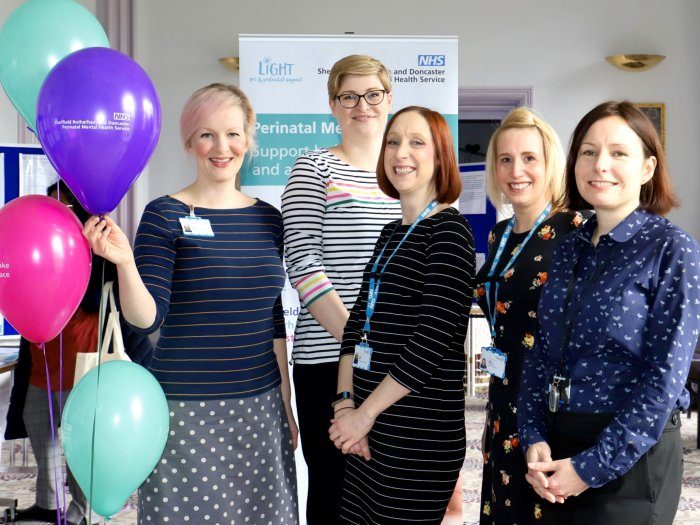 Perinatal mental health team