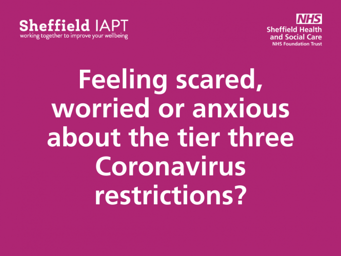 Worried about the new Coronavirus restrictions?